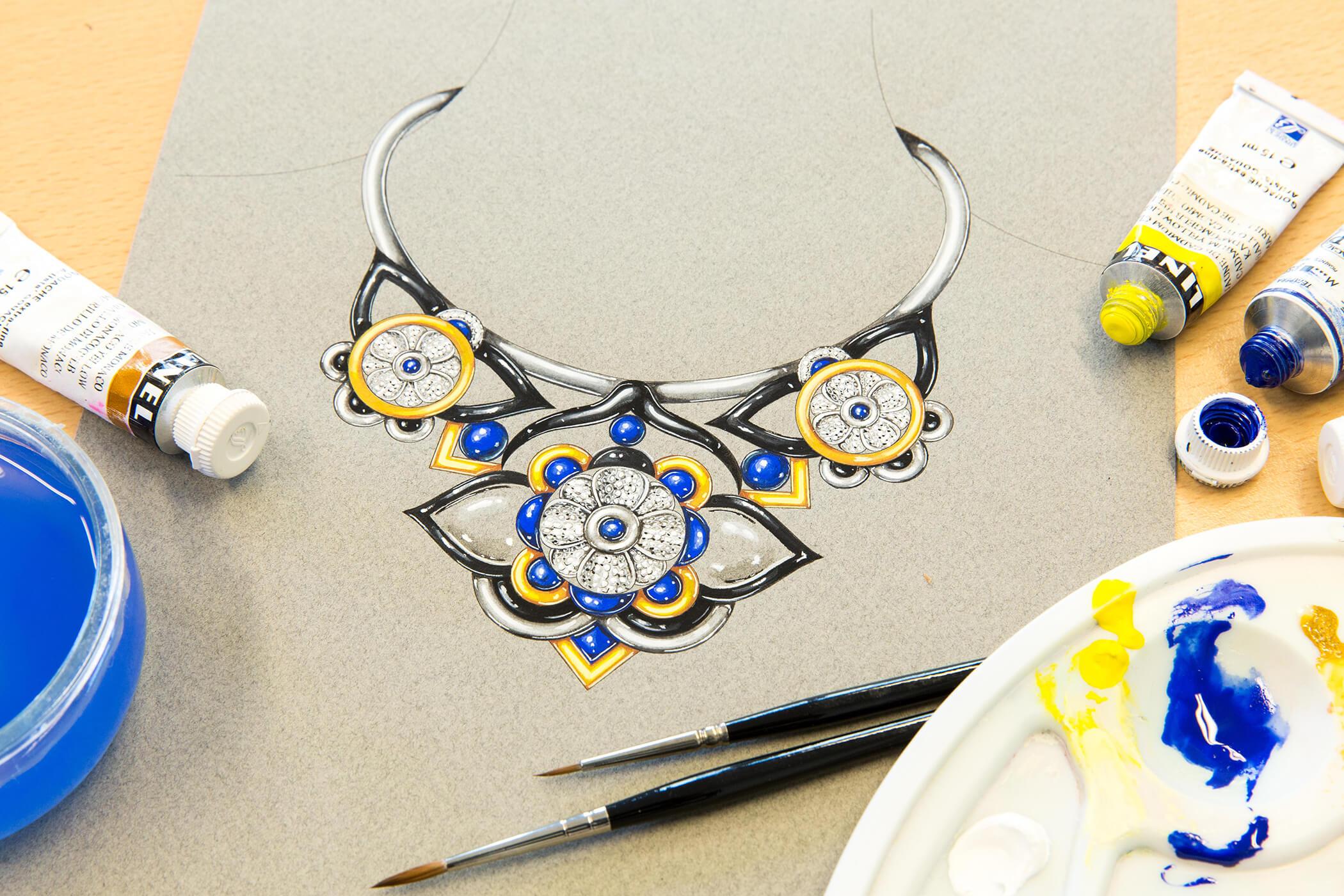 Vocational Certificate Jewellery Making Haute Cole De Joaillerie