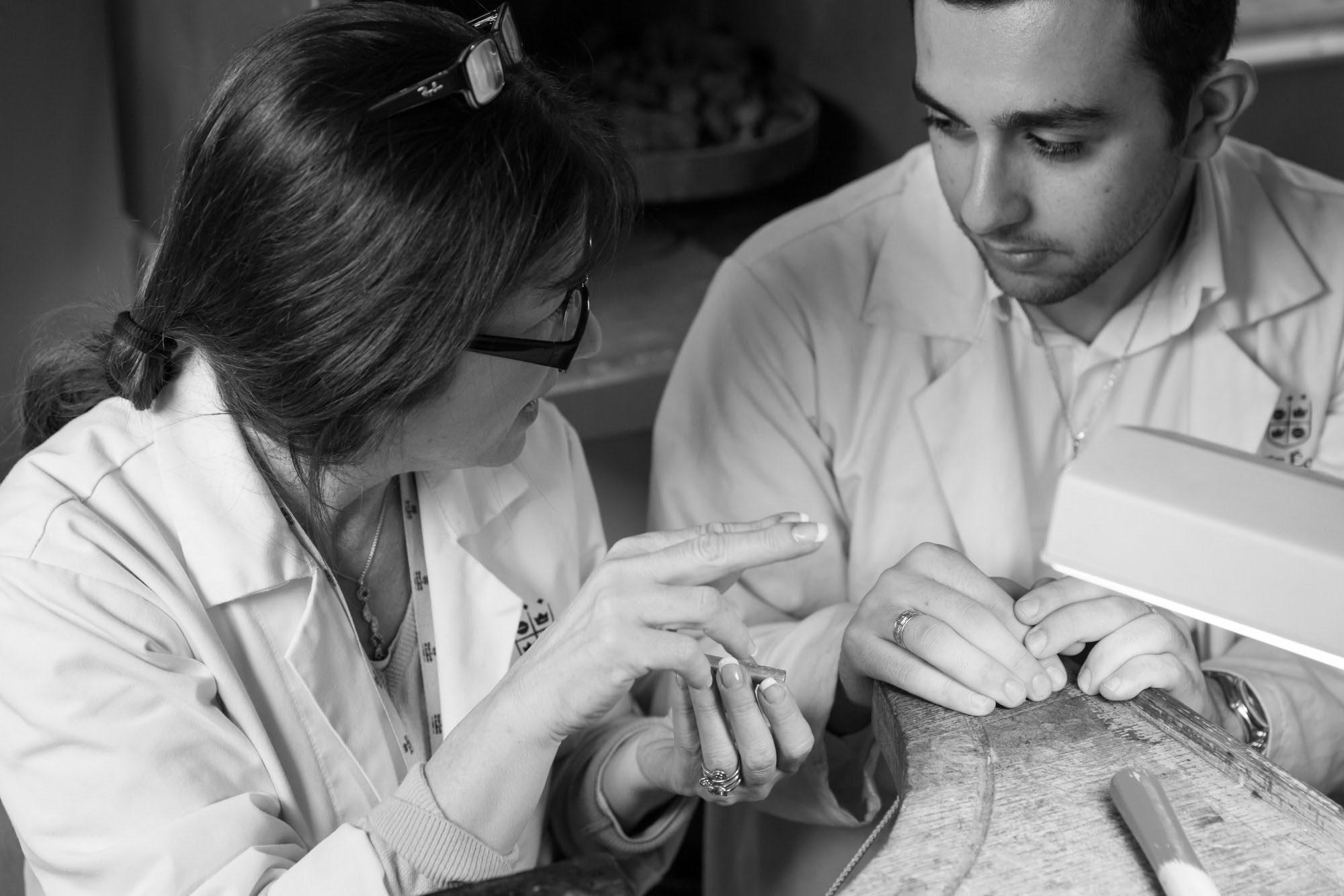 énorme réduction homme sélectionner pour officiel Haute École de Joaillerie - Paris • Formation bijouterie ...